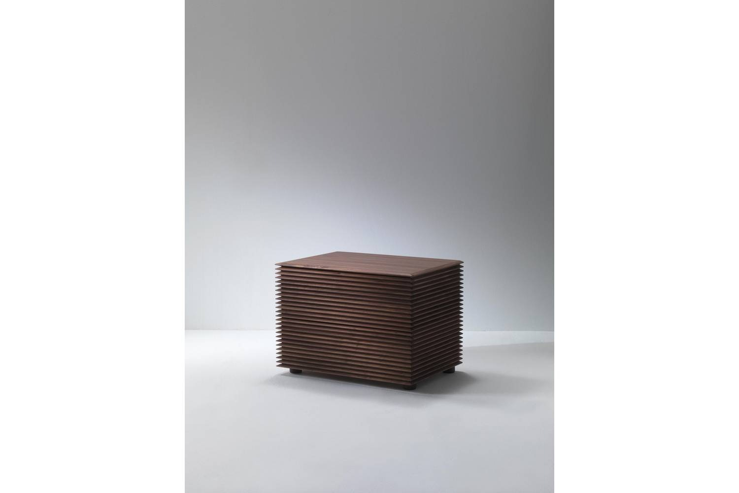 Riga Bedside Table by T. Colzani for Porada