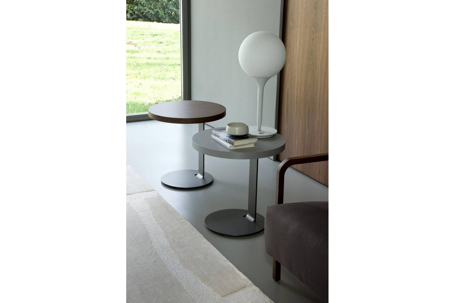 Single Side Table by M. Marconato - T. Zappa for Porada
