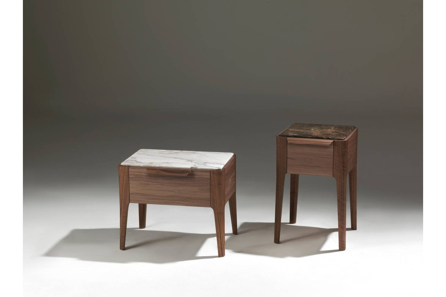 Ziggy Bedside Table by C. Ballabio for Porada