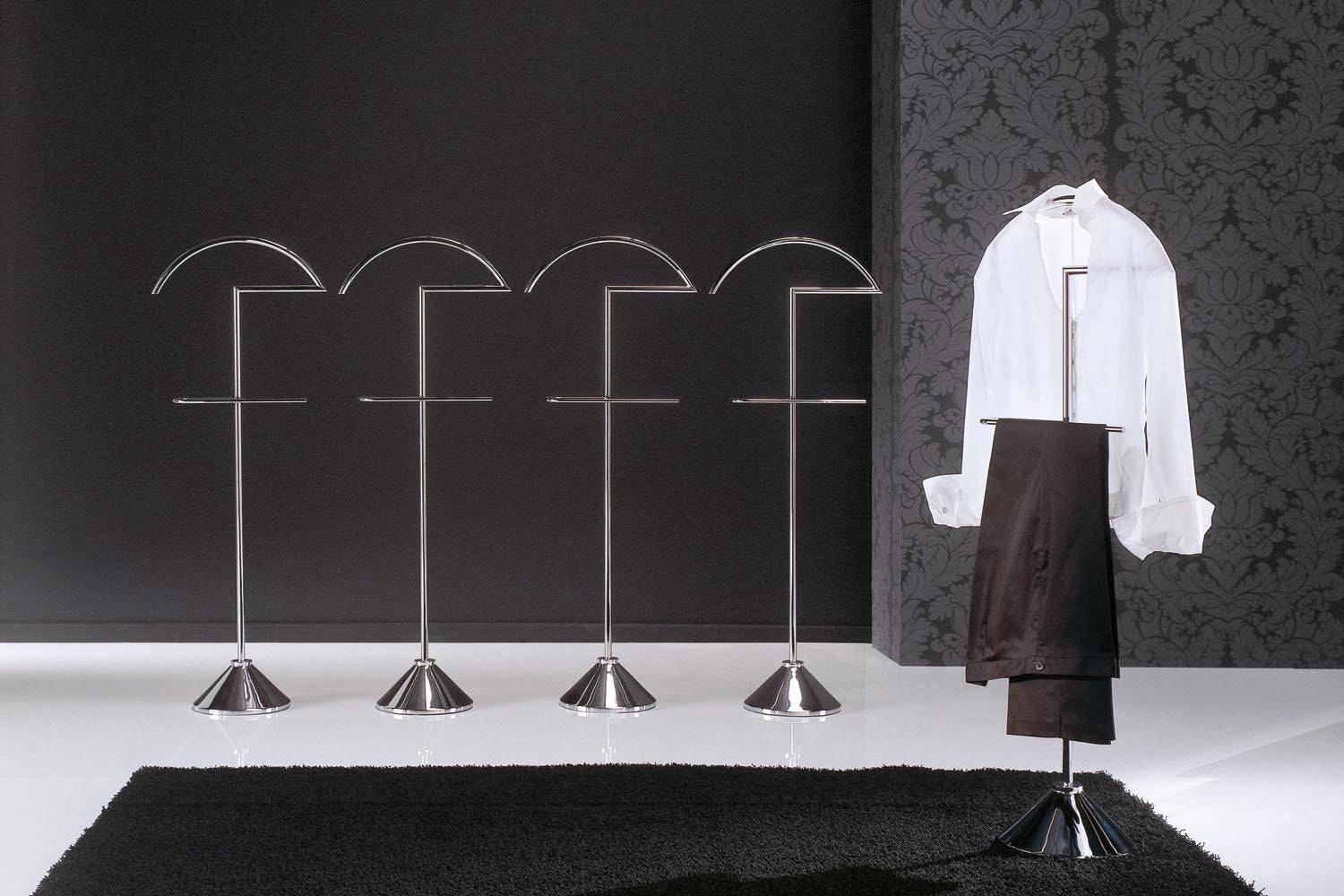 Clip Coat Rack by E. Mapelli - P. Passarino for Porada