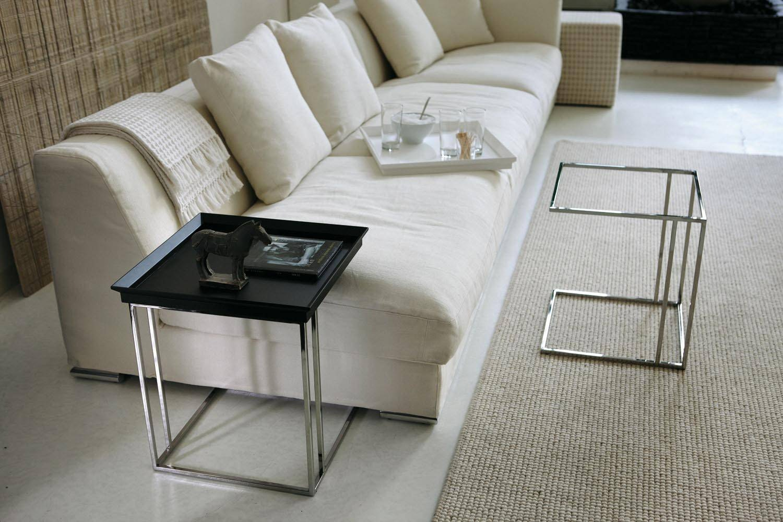 Cucu Side Table by T. Colzani for Porada
