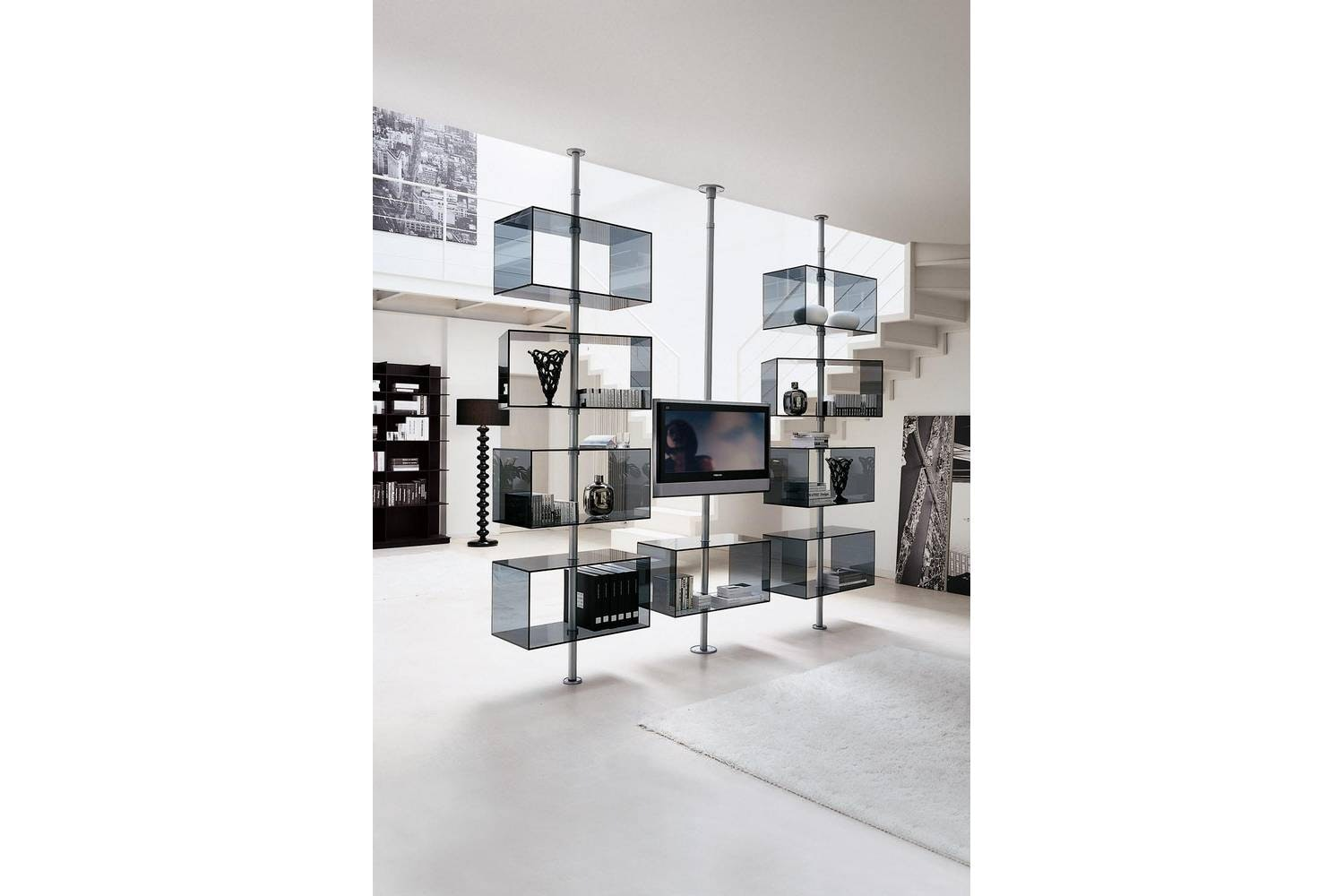 Domino TV Stand by T. Colzani for Porada