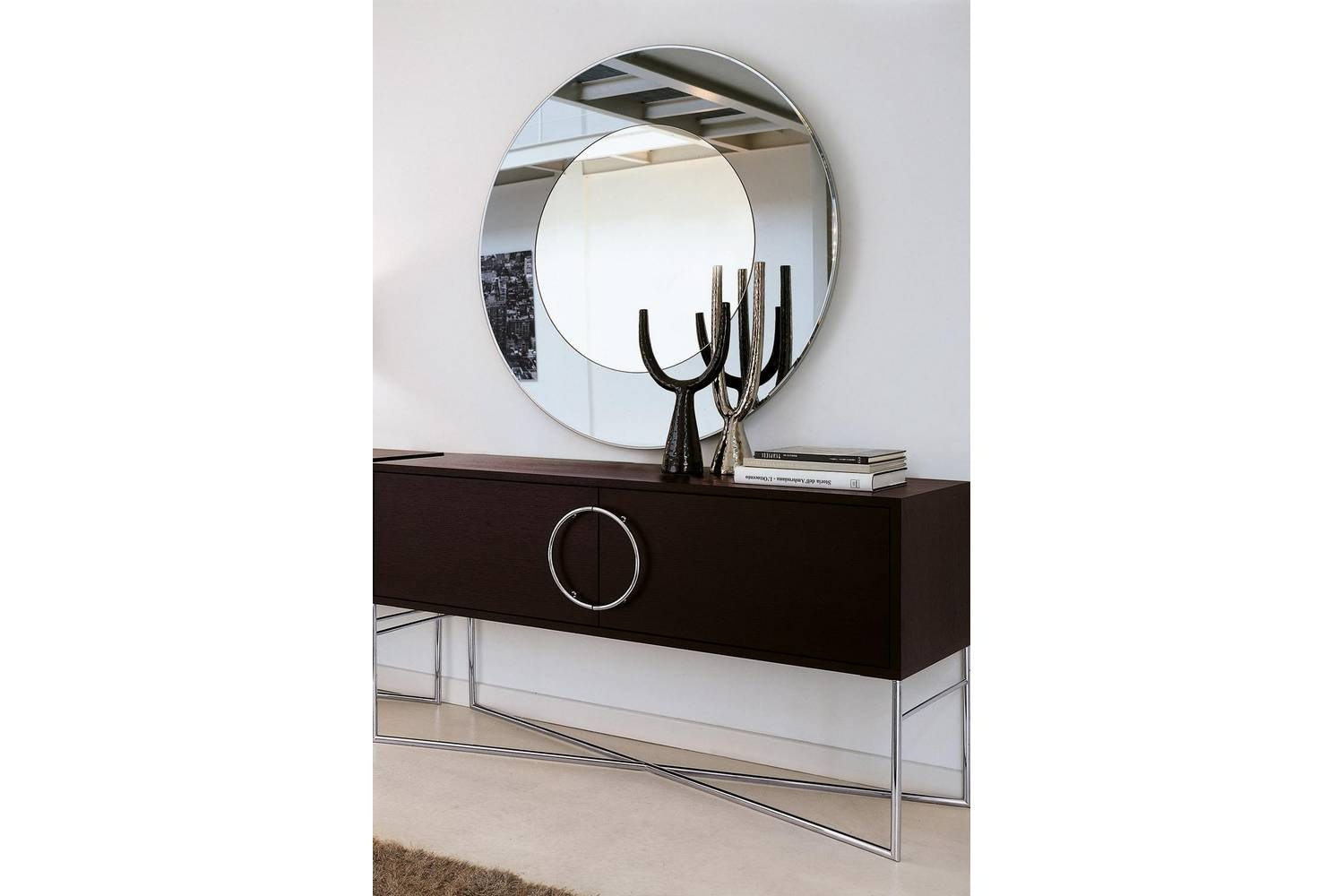 Forvanity Mirror by O. Moon for Porada