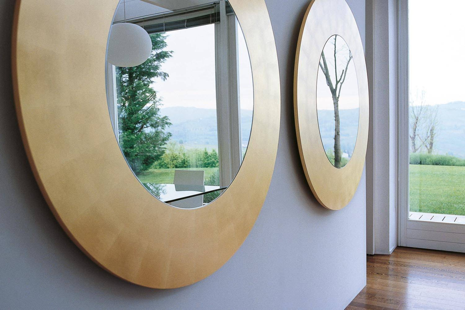 Four Seasons Mirror by Opera Design for Porada