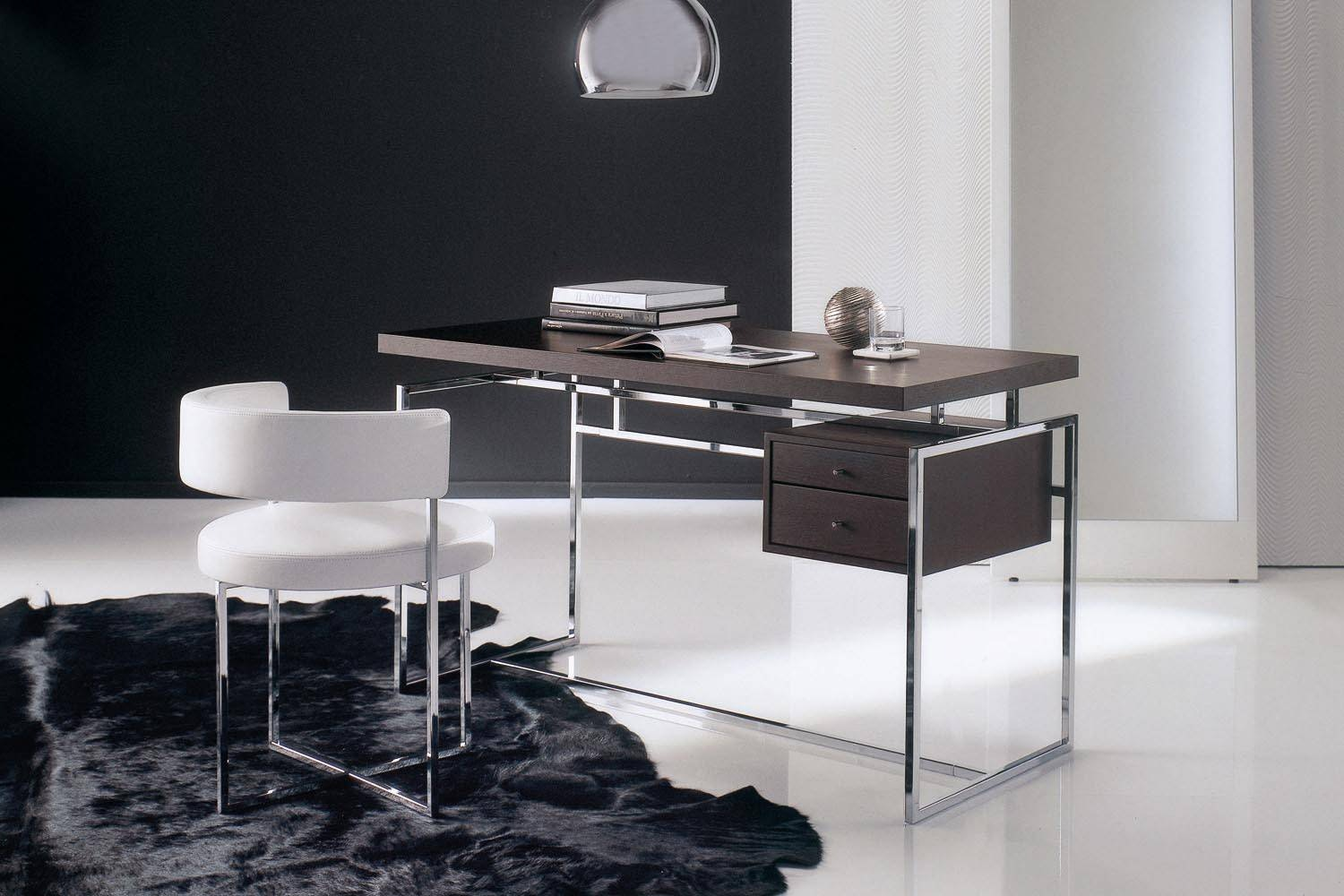 Papiro Writing Desk by W. Mandelli - W. Selva for Porada