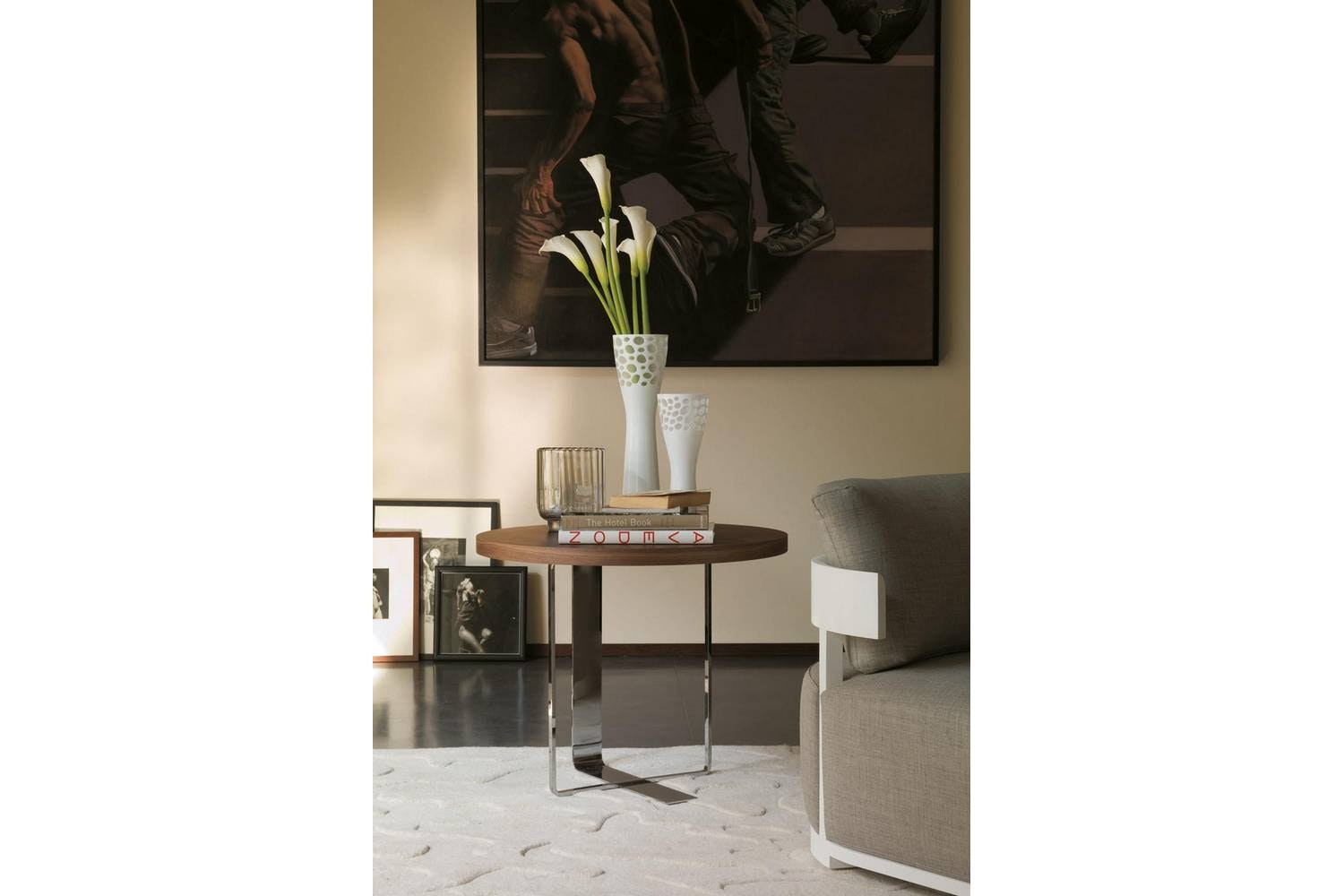 Place Side Table by M. Marconato - T. Zappa for Porada