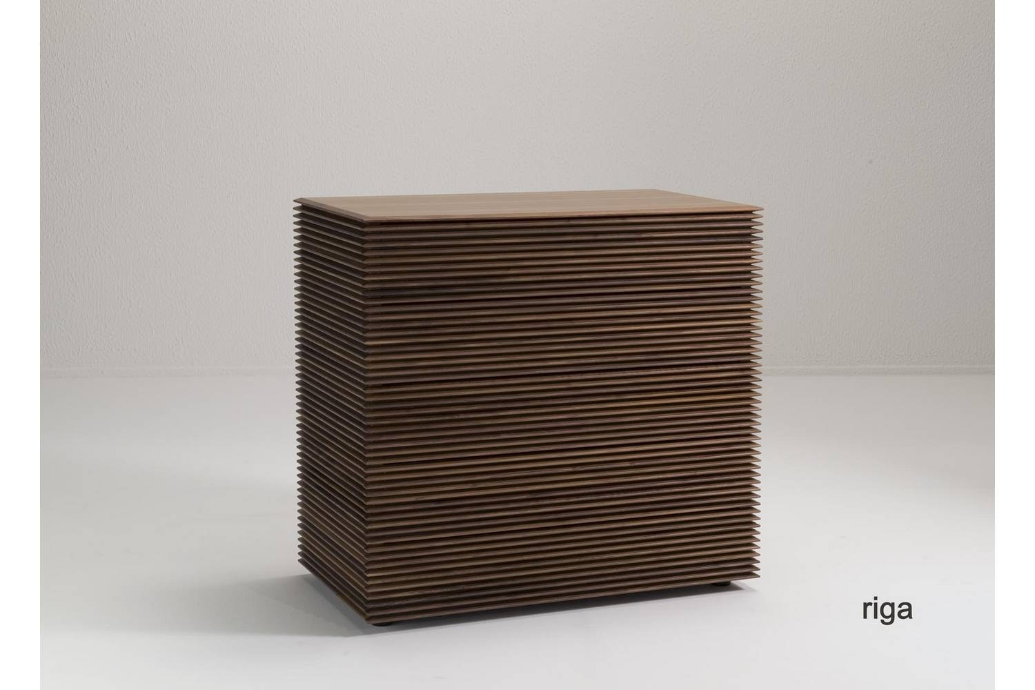 Riga Chest of Drawers by T. Colzani for Porada