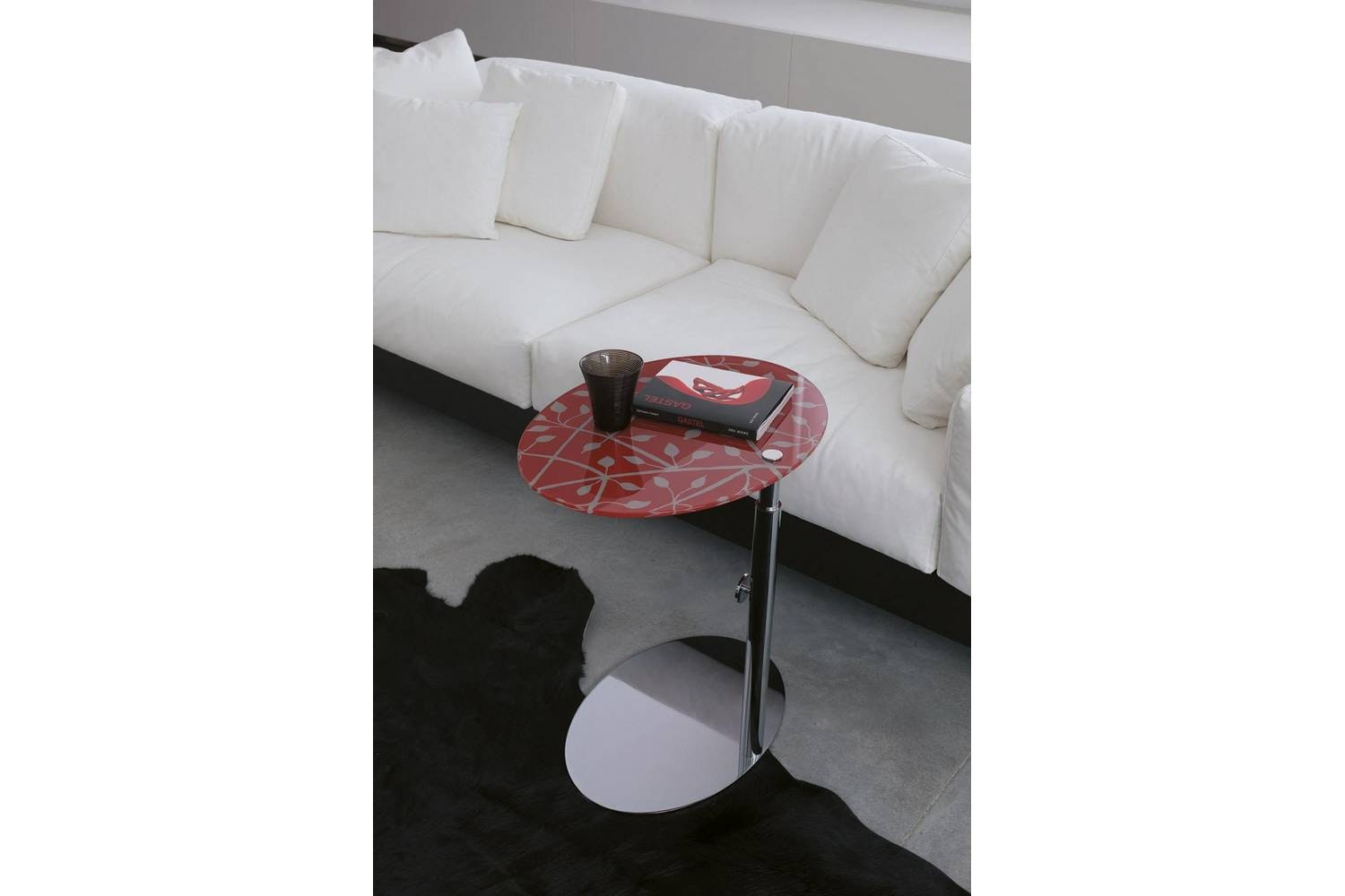 Side Side Table by T. Colzani for Porada
