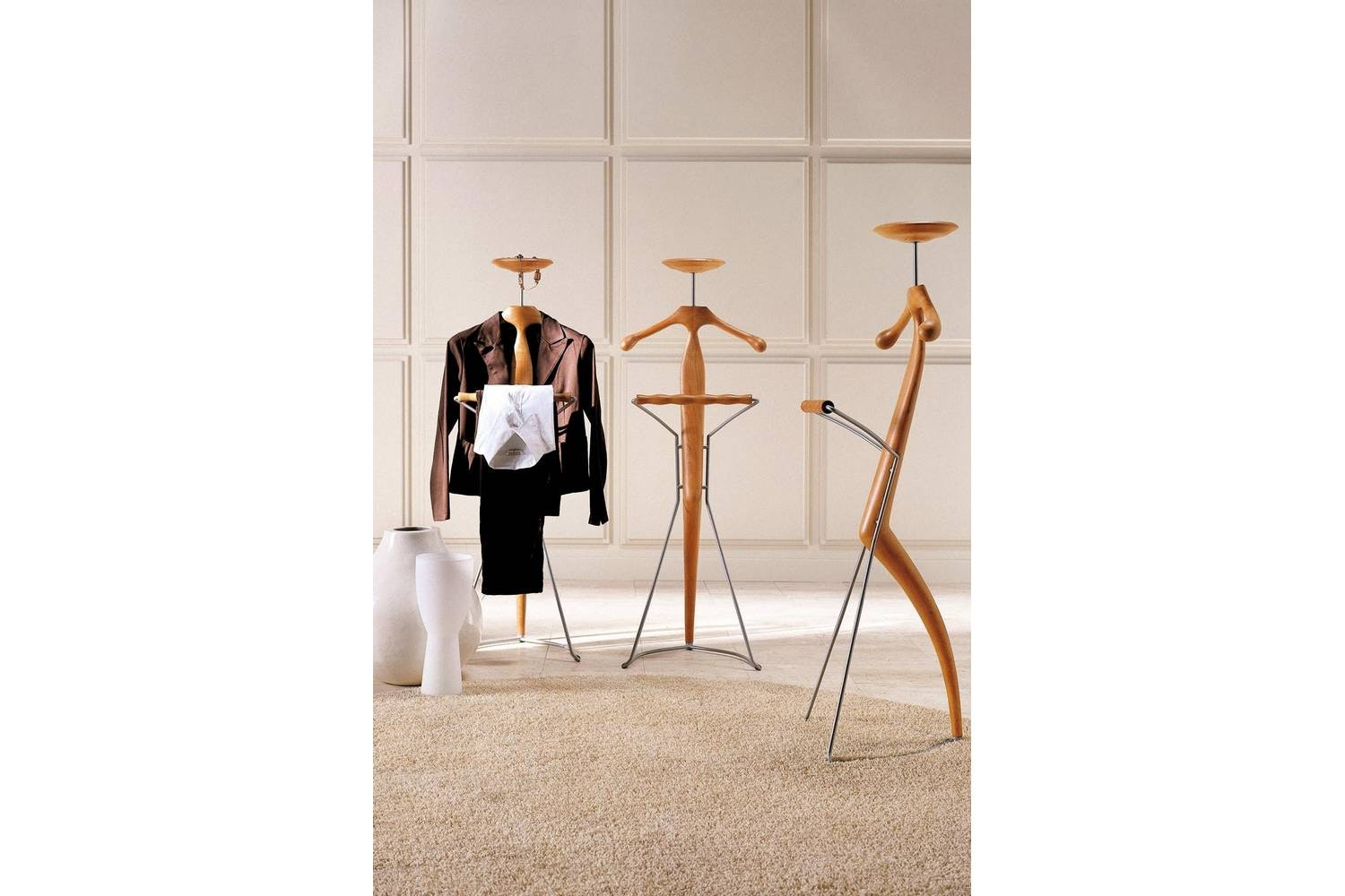 Sir-Bis Coat Rack by M. Marconato - T. Zappa for Porada