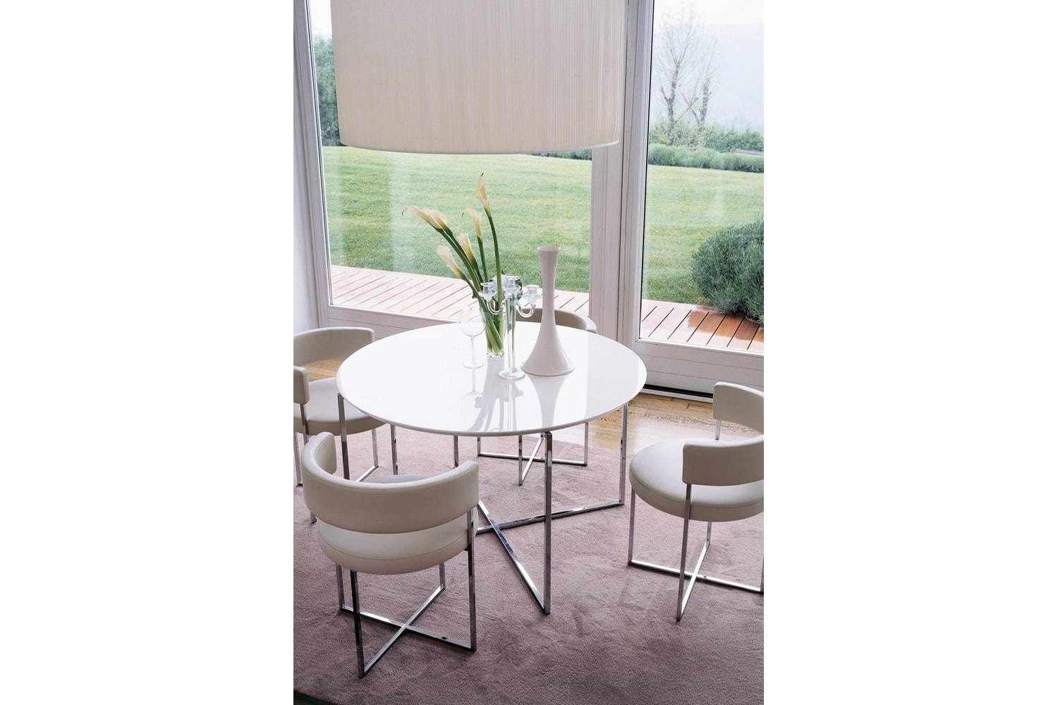 Sirio Table by G. Vigano for Porada