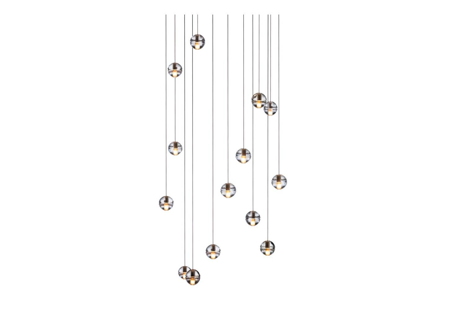 14.14 Standard Suspension Lamp by Omer Arbel for Bocci