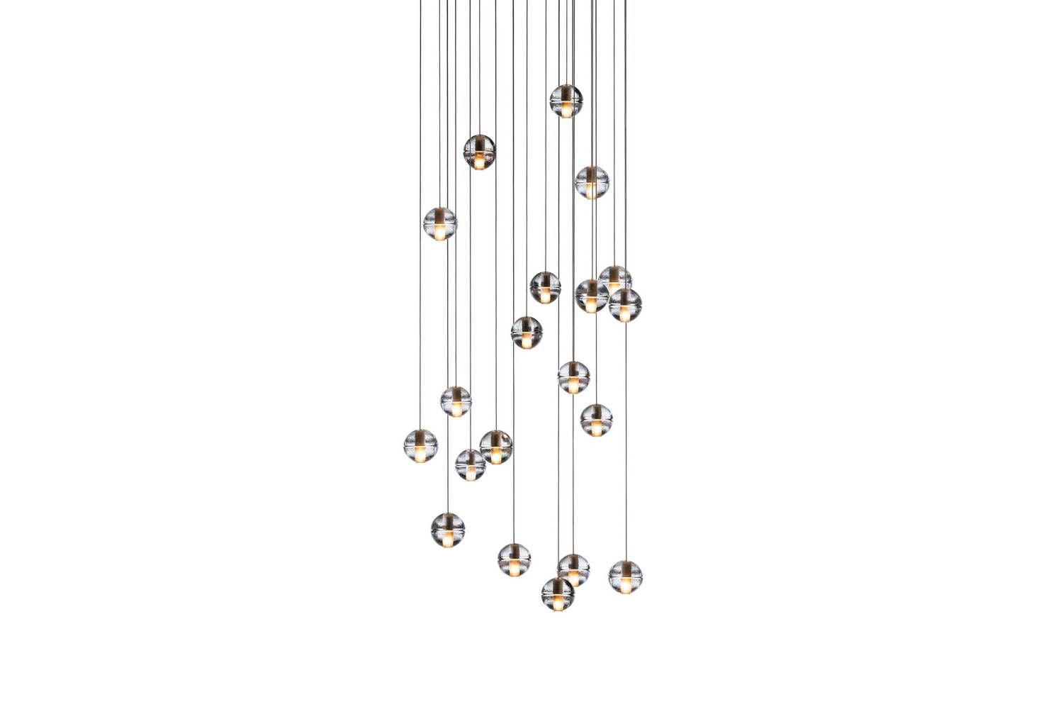 14.20 Standard Suspension Lamp by Omer Arbel for Bocci