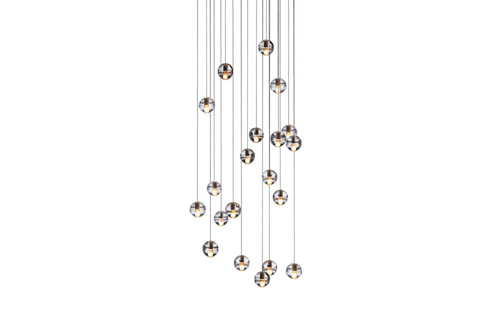 14.20 Suspension Lamp by Omer Arbel for Bocci