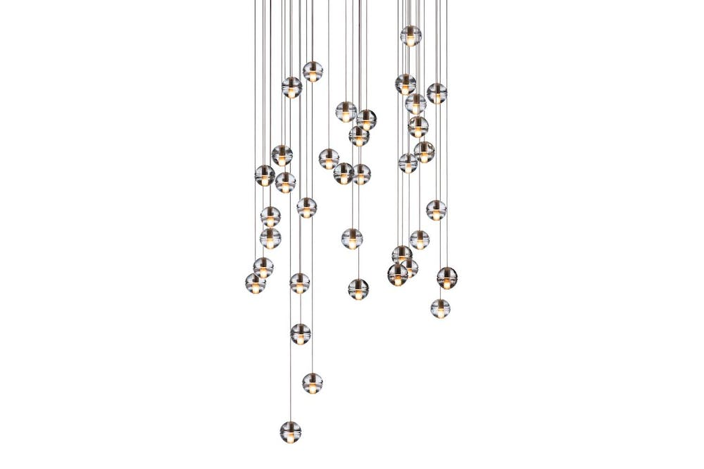14.36 Suspension Lamp by Omer Arbel for Bocci
