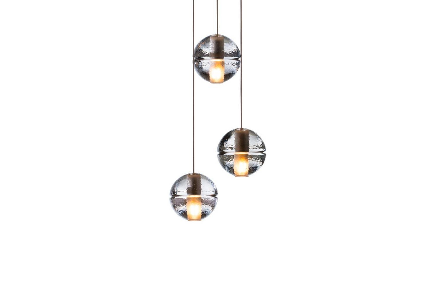 14.3 Standard Suspension Lamp by Omer Arbel for Bocci