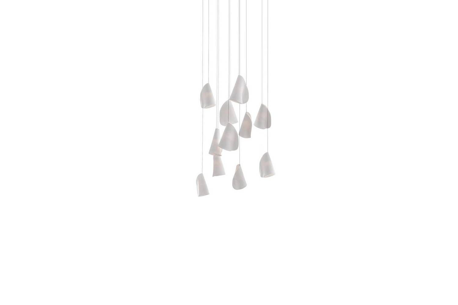21.11 Suspension Lamp by Omer Arbel for Bocci