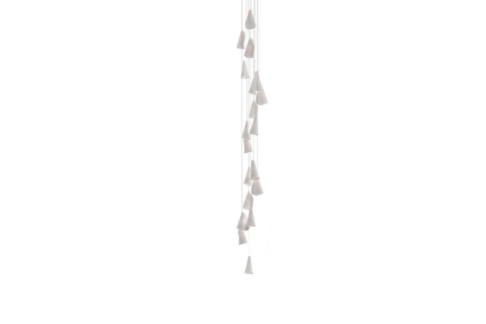 21 19 Suspension Lamp by Omer Arbel for Bocci | Poliform