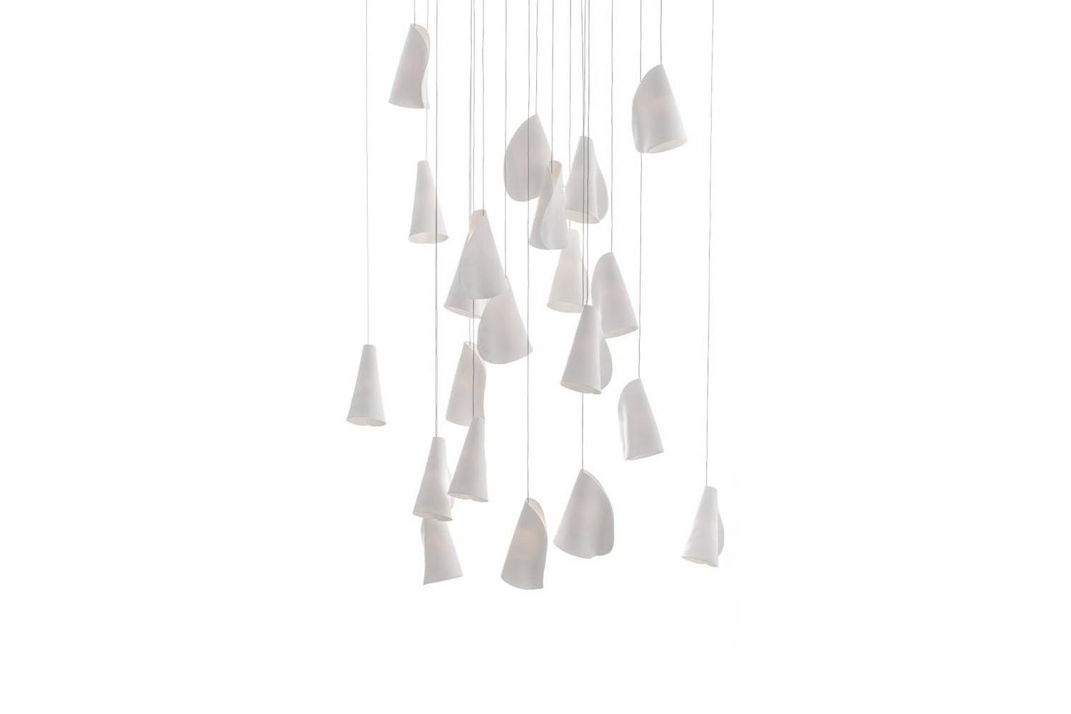 21.21 Standard Suspension Lamp by Omer Arbel for Bocci