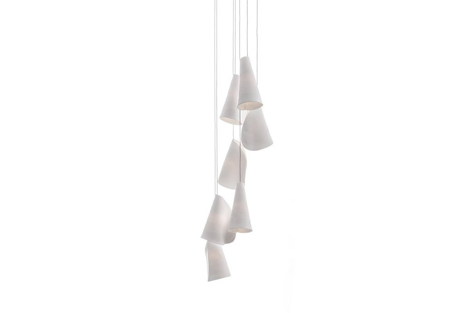 21.7 Standard Suspension Lamp by Omer Arbel for Bocci