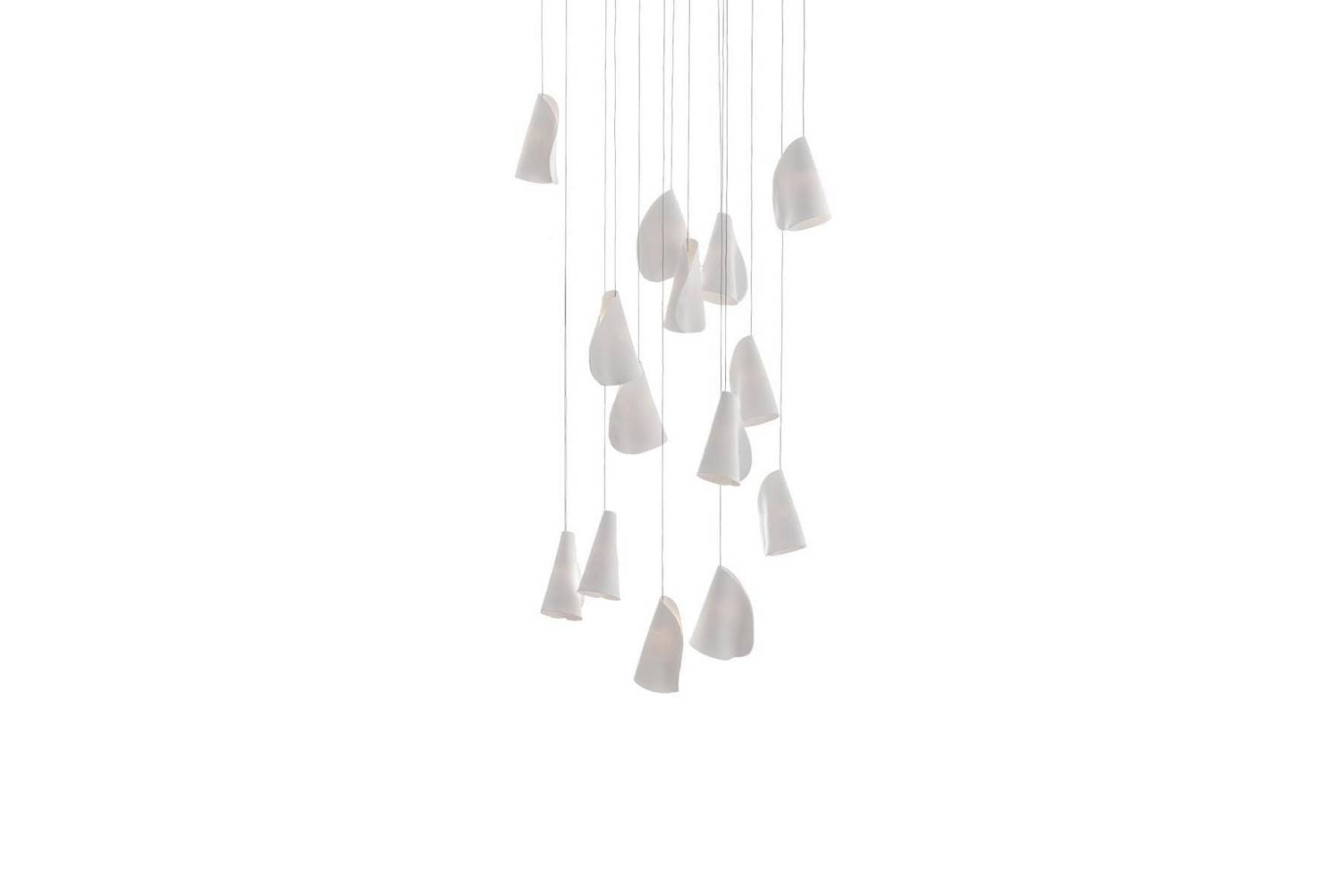 21.14 Standard Suspension Lamp by Omer Arbel for Bocci