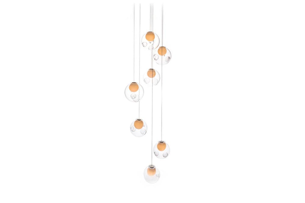 28.7 Random Suspension Lamp by Omer Arbel for Bocci