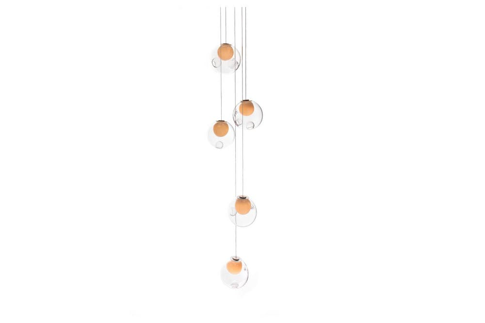 28.5 Random Suspension Lamp by Omer Arbel for Bocci