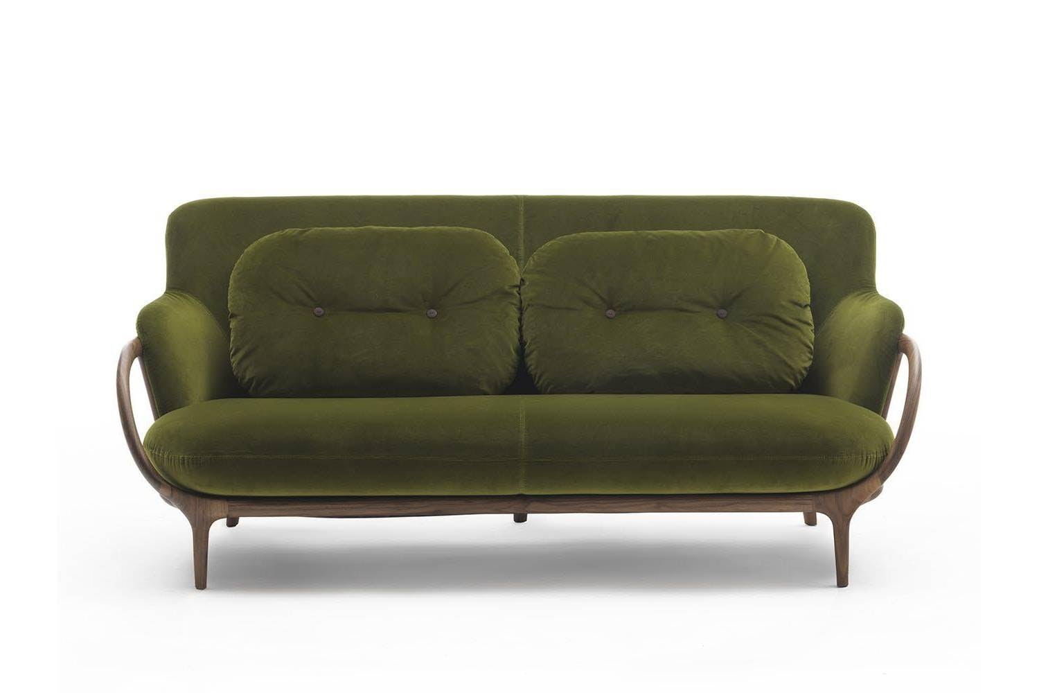 Allison Sofa by A. Borgogni for Porada