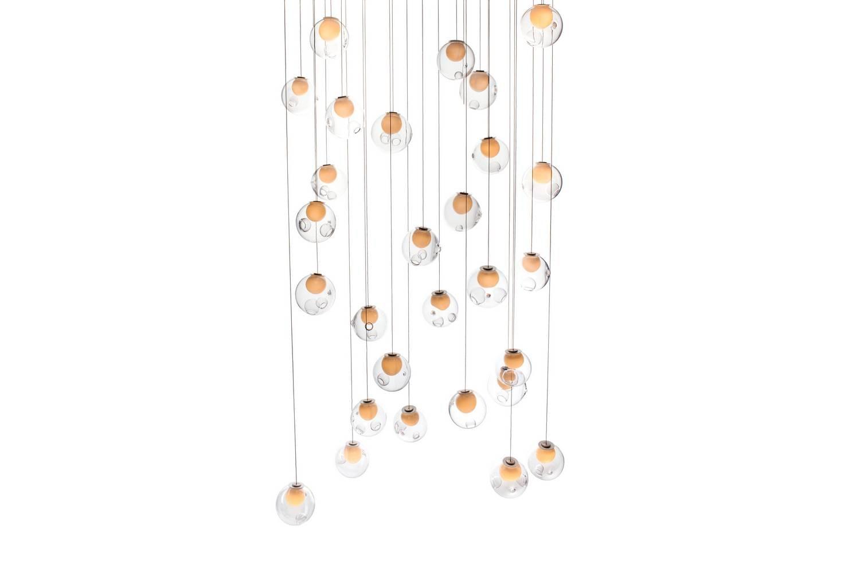28.28 Random Suspension Lamp by Omer Arbel for Bocci