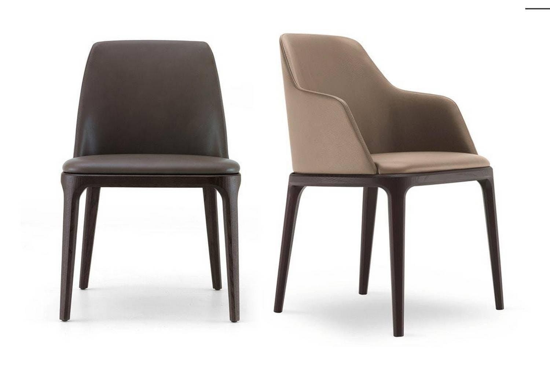Grace Chair by Emmanuel Gallina for Poliform | Poliform ...
