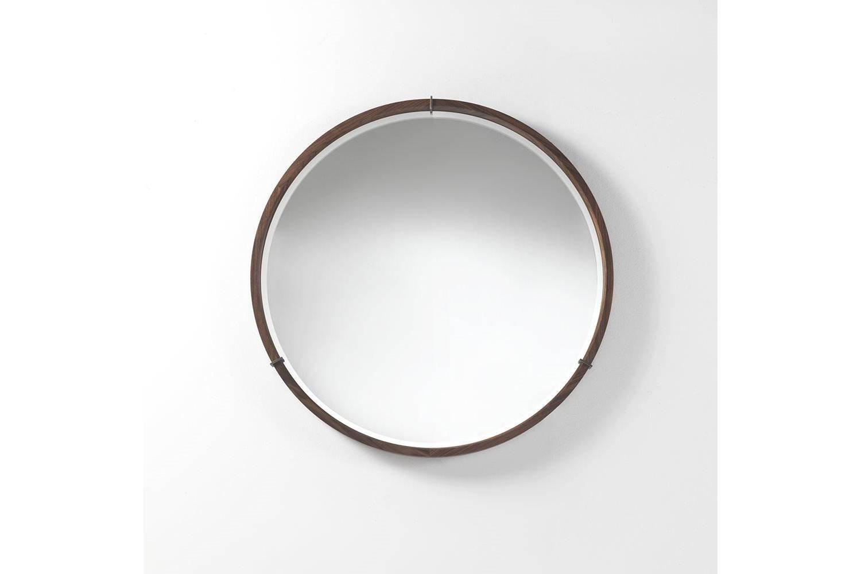 Levante Mirror by E. Garbin - M. Dell'Orto for Porada
