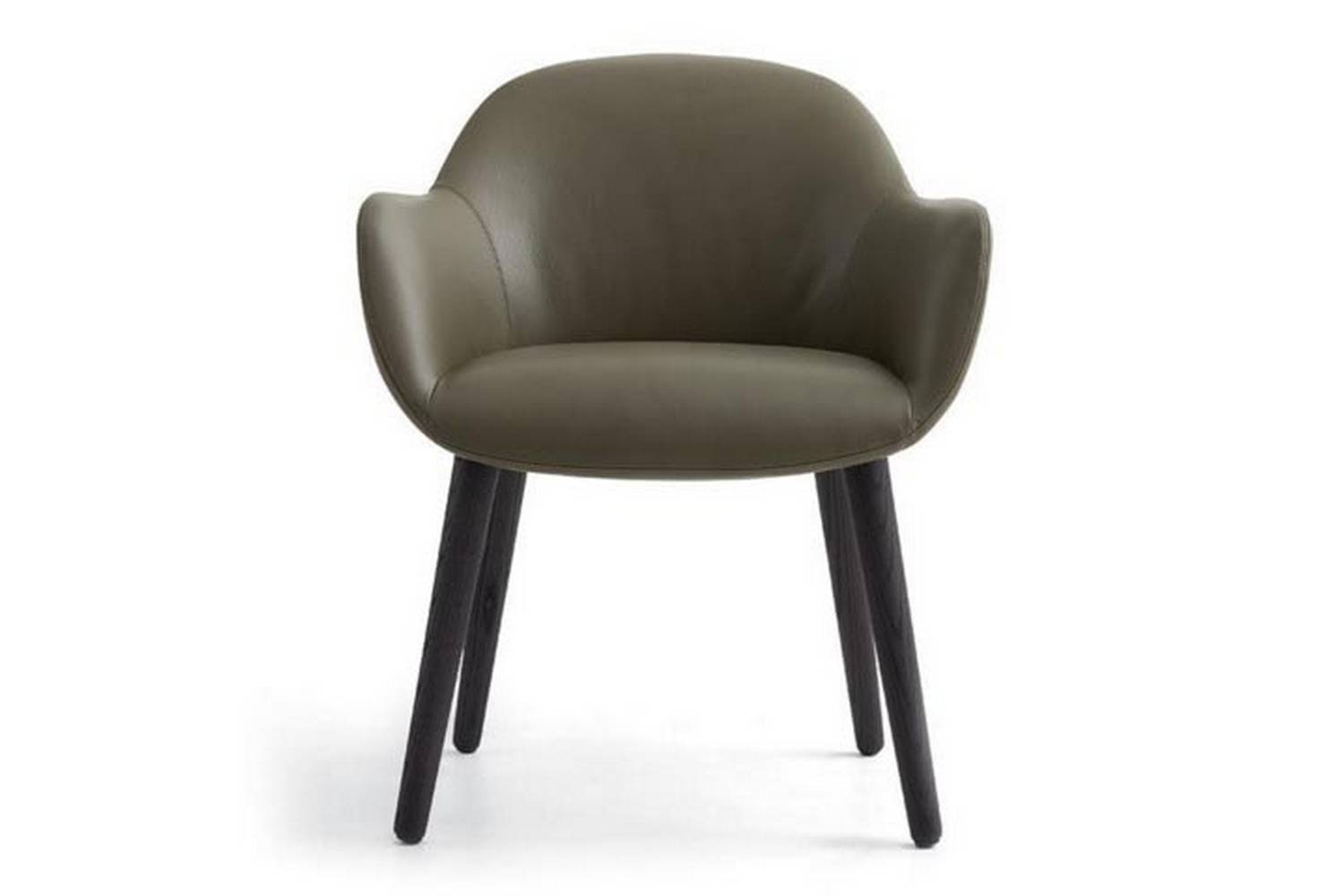 Mad Dining Chair with Arms by Marcel Wanders for Poliform