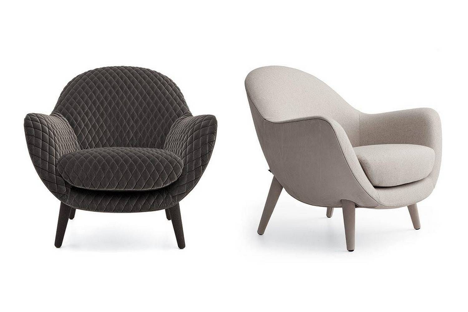 Mad Queen Armchair by Marcel Wanders for Poliform ...