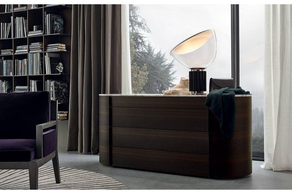Onda Bedside Table By Paolo Piva For Poliform Poliform