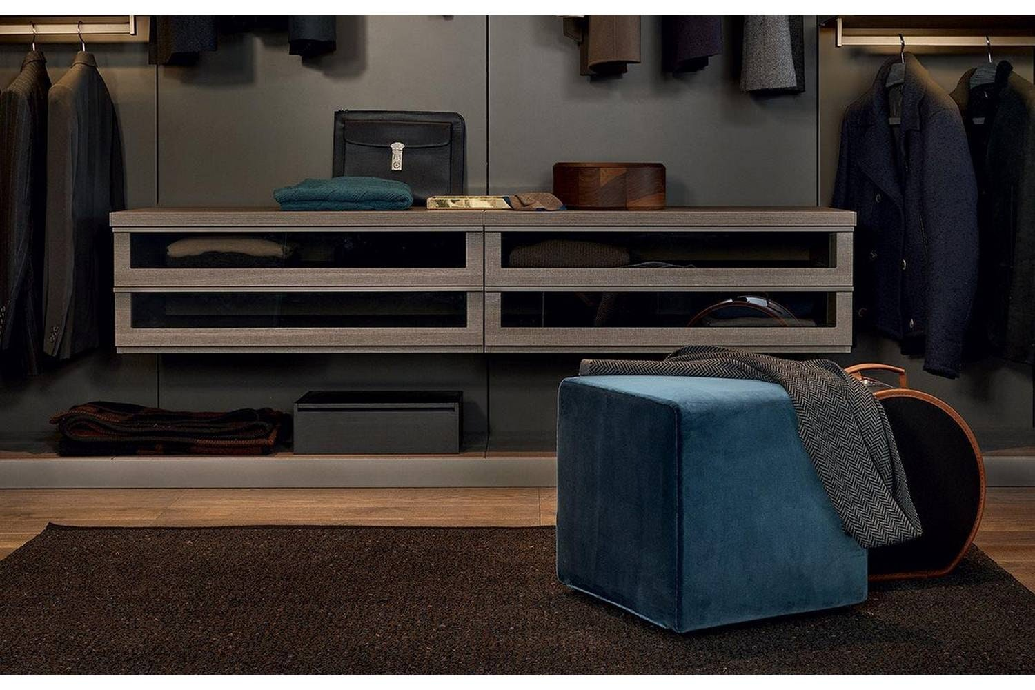 Play Ottoman by Vittoria Prato for Poliform