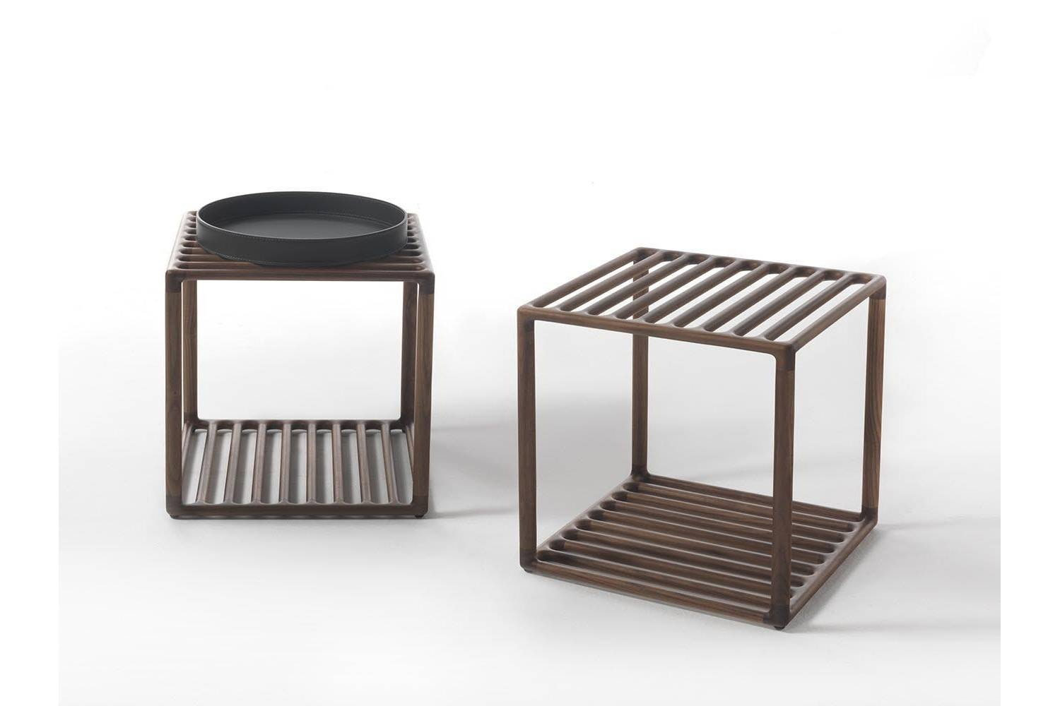 Raster Side Table by T. Colzani for Porada