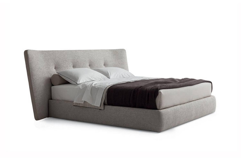 Rever Bed by Rodolfo Dordoni for Poliform