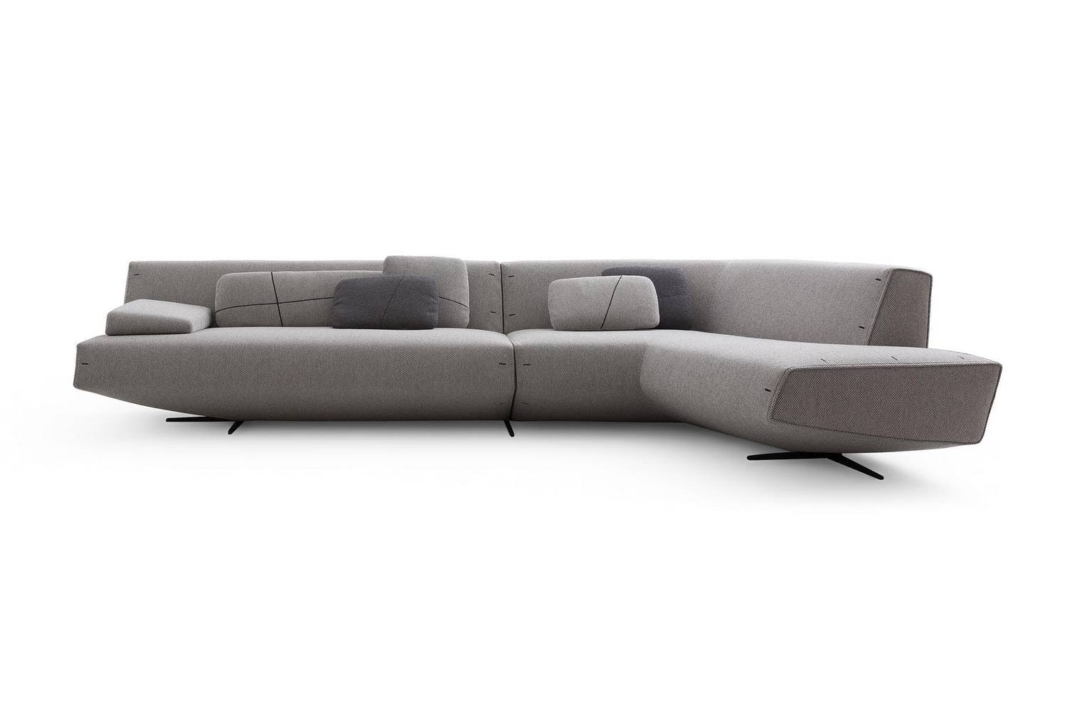 Sydney Sofa by J. M. Massaud for Poliform