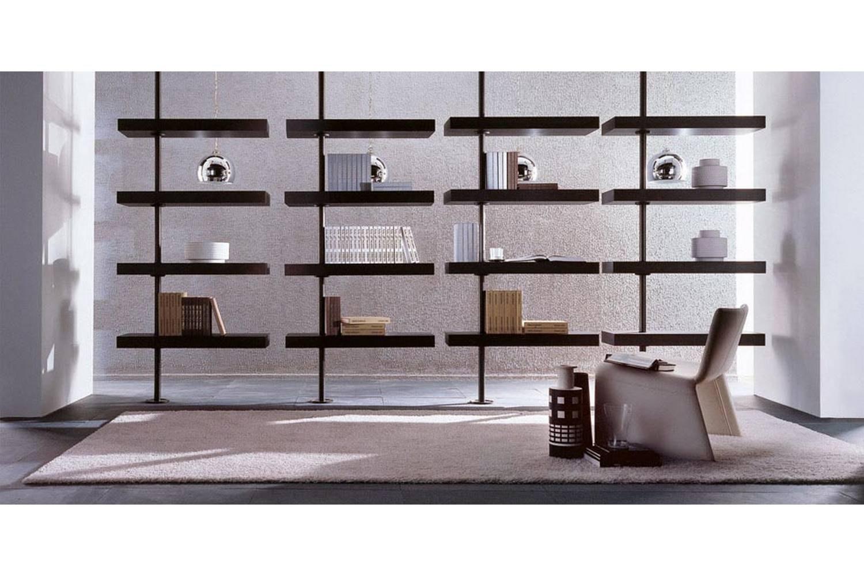 Domino Expo Bookcase by T. Colzani for Porada