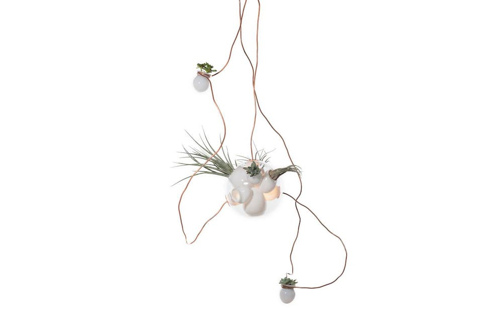 38.3 Suspension Lamp by Omer Arbel for Bocci