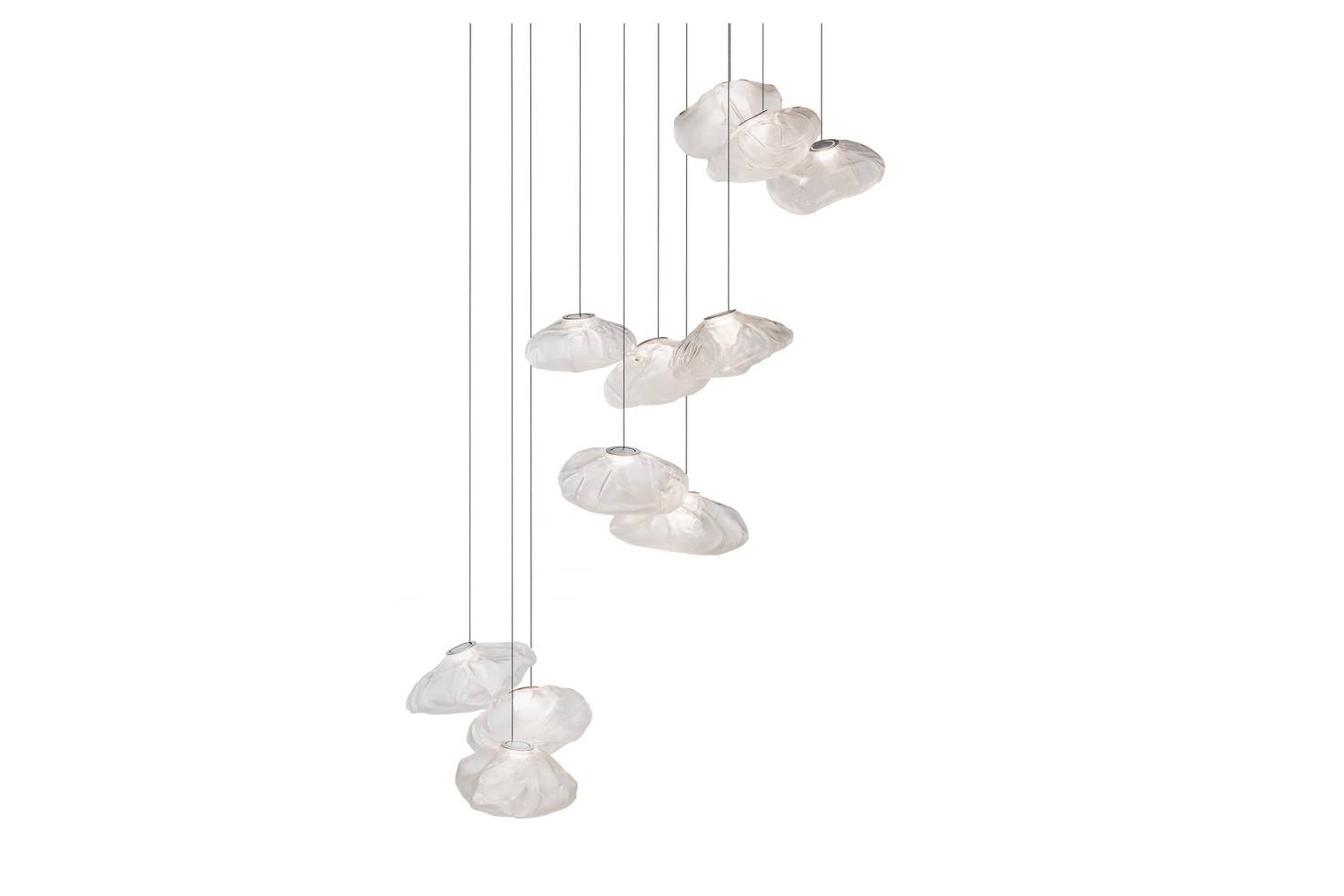 73.11 Suspension Lamp by Omer Arbel for Bocci