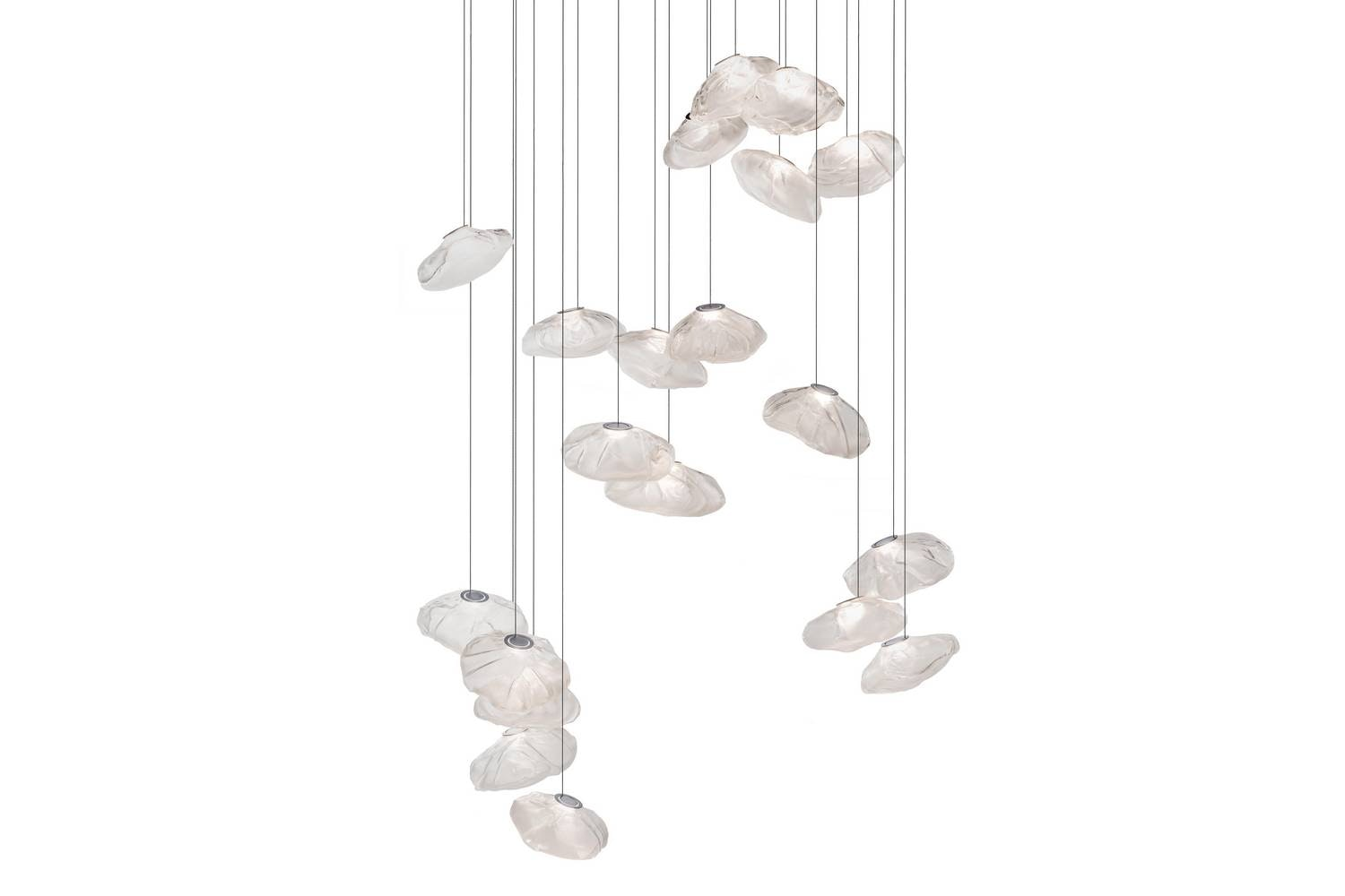 bocci lighting. 73.20 Suspension Lamp By Omer Arbel For Bocci Lighting A