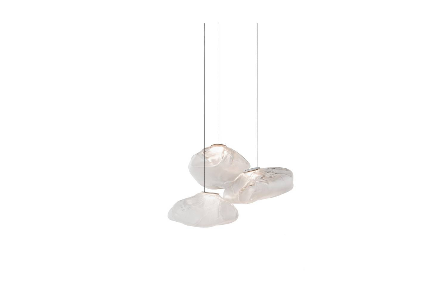 73.3 Suspension Lamp by Omer Arbel for Bocci