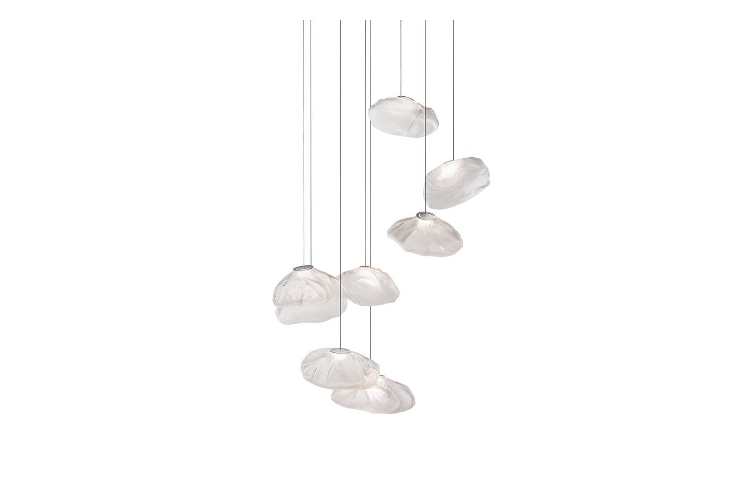 73.8 Suspension Lamp by Omer Arbel for Bocci