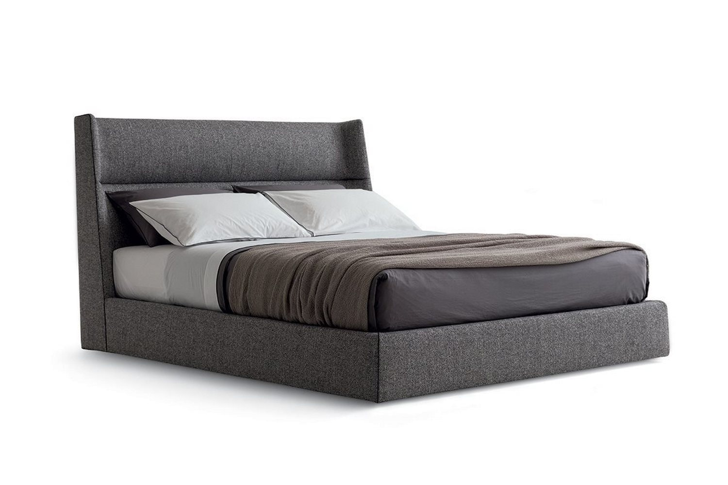 Chloe Bed by Carlo Colombo for Poliform