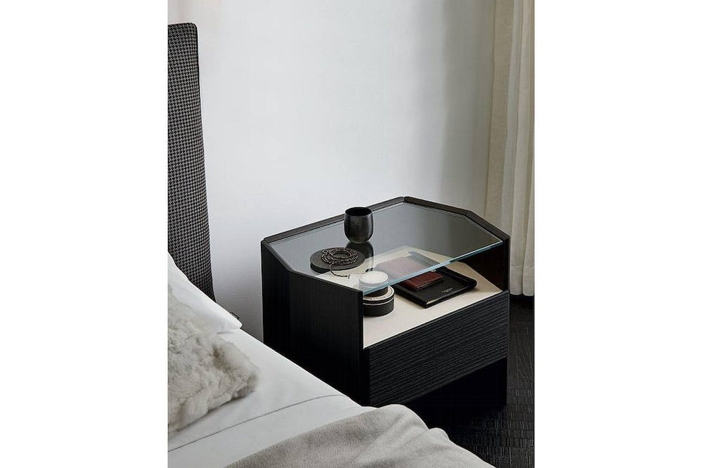 Gio Bedside Table By Rodolfo Dordoni For Poliform