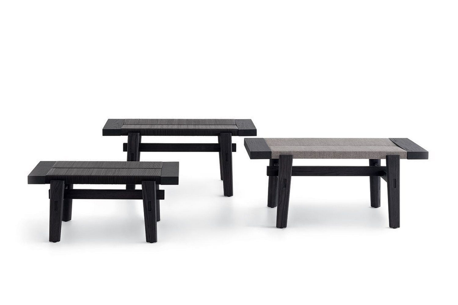 Home Hotel Bench by Jean-Marie Massaud for Poliform