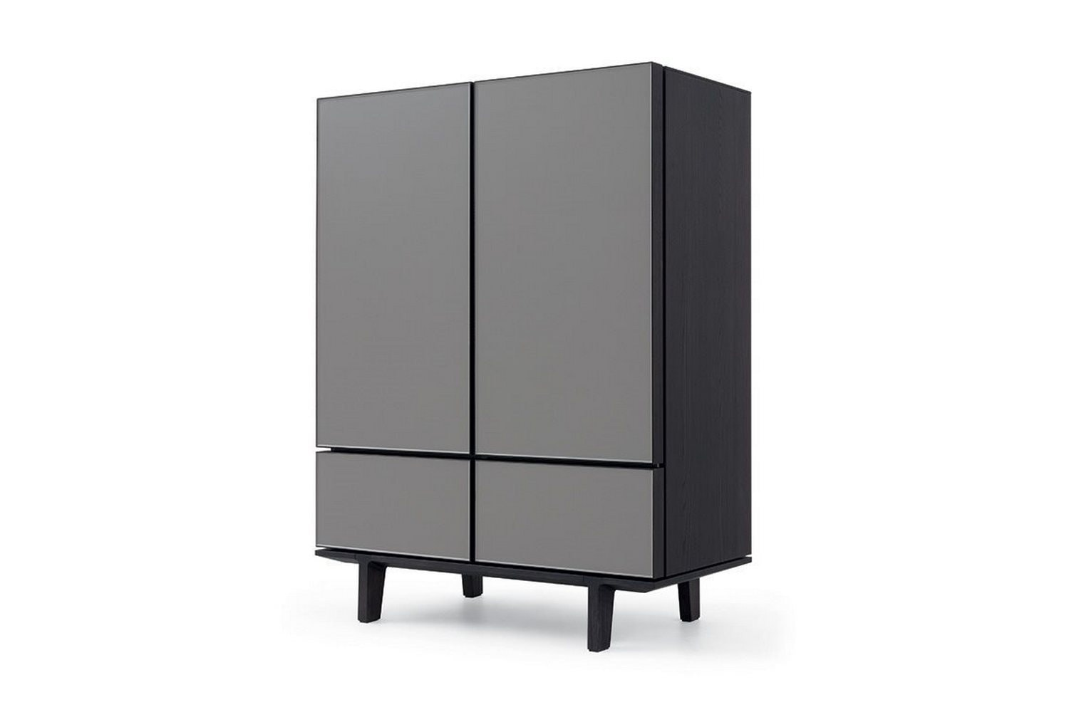 Pandora Due High Sideboard by J. M. Massaud for Poliform