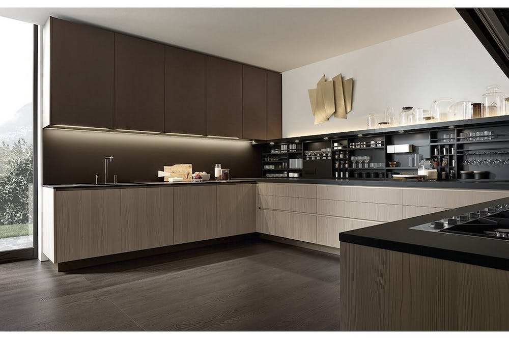 Alea Kitchen By Paolo Piva R D Varenna For Poliform