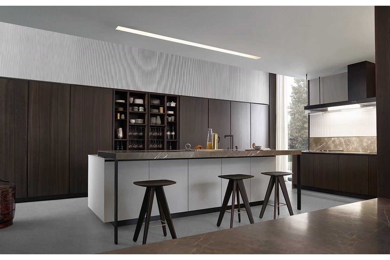 Perfect ... Poliform Alea Kitchen By Paolo Piva U0026 Ru0026D Varenna For ...