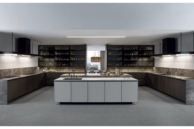 High Quality Arthena Kitchen By Ru0026D Varenna For Poliform ...